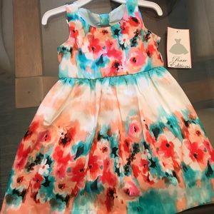 Rare Editions Dress NWT